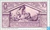 Postzegels - Italië [ITA] - Vergilius