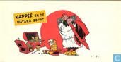 Comic Books - Kappie [Toonder] - Kappie en de Matara schat