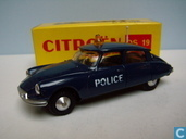 Model cars - Metosul - Citroën DS 19 Police