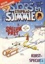 Comics - Dekker - Sjors en Sjimmie stripblad 25