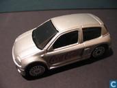 Voitures miniatures - Renault - Renault Clio V6 'Coca-Cola'