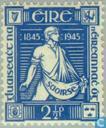Postzegels - Ierland - Davis, Thomas