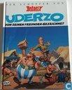 Bandes dessinées - Astérix - Uderzo von seinen Freunden gezeichnet