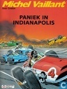 Strips - Michel Vaillant - Paniek in Indianapolis