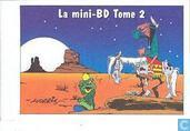Bandes dessinées - Lucky Luke - Mini strip 2 / La mini-BD 2