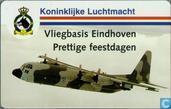 Vliegbasis Eindhoven, prettige feestdagen '96