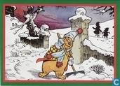 Ansichtkaarten - Bommel en Tom Poes - Kerstkaart Doos 3-1