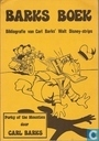 Comic Books - Donald Duck - Barks boek