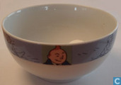 Ceramics - Tintin - Kom