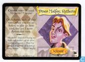 Trading cards - Harry Potter 3) Diagon Alley - Draco Malfoy, Slytherin