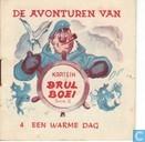 Comic Books - Kapitein Brul Boei - Een warme dag