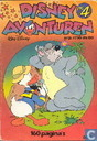 Comic Books - Donald Duck - Disney avonturen 4