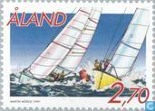 Timbres-poste - Åland [ALA] - Sport de voile