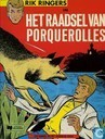 Bandes dessinées - Ric Hochet - Rik Ringers in het raadsel van Porquerolles
