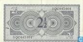 Banknotes - Muntbiljet 1949 - 2,5 guilder Netherlands 1949