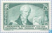 Postage Stamps - France [FRA] - Benjamin Delessert