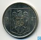 Roumanie 5 lei 1992