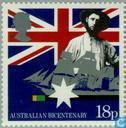 Postage Stamps - Great Britain [GBR] - Australia Colonisation 200 years