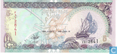 Billets de banque - Maldives Monetary Authority - Maldives Rufiyaa 5