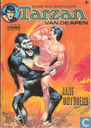 Comic Books - Tarzan of the Apes - Jane ontvoerd