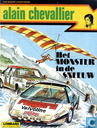 Comic Books - Alain Chevallier - Het monster in de sneeuw