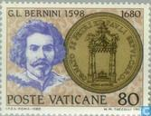 Postage Stamps - Vatican City - Bernini