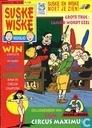 Bandes dessinées - Bibul - Suske en Wiske weekblad 15