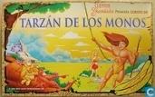 Spellen - Tarzan van de apen - Tarzán de los Monos
