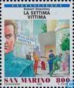 Timbres-poste - Saint-Marin - La science-fiction
