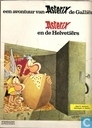 Comic Books - Asterix - Asterix en de Helvetiërs