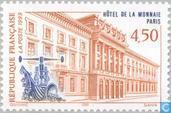 Postage Stamps - France [FRA] - Hotel de la Monnaie Paris