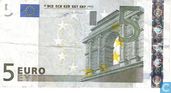 Eurozone 5 Euro V-M-Du