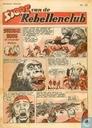 Bandes dessinées - Sjors van de Rebellenclub (tijdschrift) - 1957 nummer  32