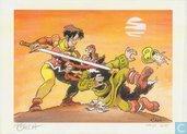 Comic Books - Excalibur [Hübsch] - De verrijzenis van Merlijn