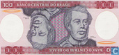 Banknotes - Banco Central do Brasil - Brazil 100 cruzeiros