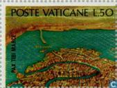 Postage Stamps - Vatican City - Venice