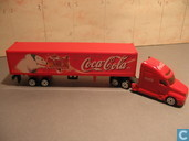 Model cars - Unknown - Kerst truck Coca-Cola ijsbeer