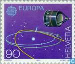 Timbres-poste - Suisse [CHE] - Europe – Espace