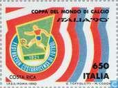 Timbres-poste - Italie [ITA] - Coupe du monde football