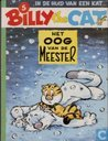 Comics - Billy the Cat - Het oog van de meester