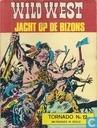Comic Books - Wild West Tornado - Jacht op de bizons