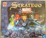 Brettspiele - Stratego - Stratego Marvel Heroes