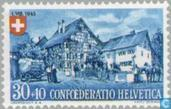 Postage Stamps - Switzerland [CHE] - Farmhouses