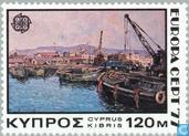 Timbres-poste - Chypre [CYP] - Europe – Paysages