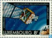 Postage Stamps - Luxembourg - Year of Communication
