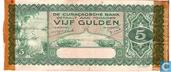 Gulden Curaçao 5