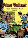 Strips - Prins Valiant - Het vertrek van Aleta