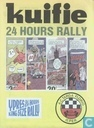 Comic Books - Kuifje (magazine) - Ypres 24 Hours King Size Rally