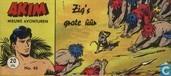 Strips - Akim - Zig's grote üür