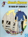 De man op tribune F